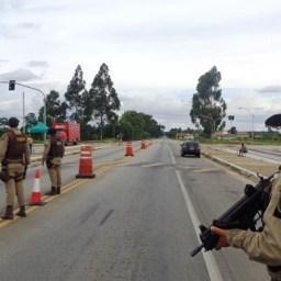 PM registra redução de 44% de acidentes nas rodovias estaduais