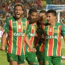 Bahia leva gol relâmpago e perde do Sampaio em primeira final da Copa NE