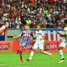 Bahia tenta, fica só no empate com o Sampaio Corrêa e perde título da Copa do Nordeste