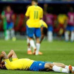 Brasil cai diante da Bélgica e se despede da Copa nas quartas de final