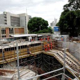 Inflação da construção é de 0,72% em julho