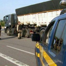 Operação da PF combate roubo de cargas na Bahia