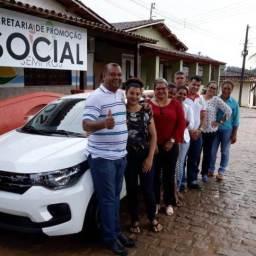 Piraí do Norte: Prefeitura adquire veículo 0km para a Secretaria de Assistência Social