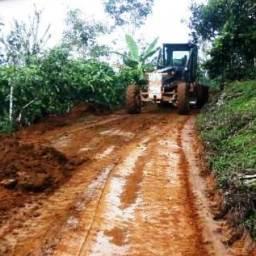 Piraí do Norte: Prefeitura inicia recuperação das estradas vicinais na região da Juliana
