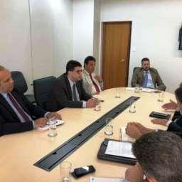 Representantes da cacauicultura entregam proposta de renegociação de dívida ao MAPA
