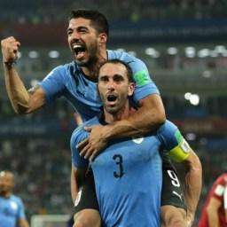 Adeus dos craques: Uruguai elimina Portugal de CR7 por 2 a 1