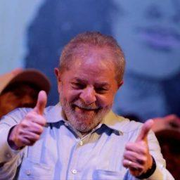 Eleições 2018: PT registra candidatura de Lula à Presidência da República no TSE