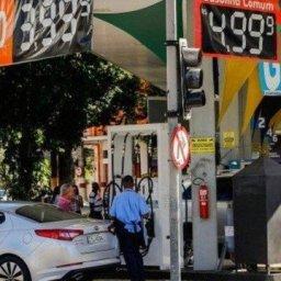Rio tem a gasolina mais cara do país; veja as médias em 34 bairros da capital e municípios