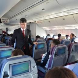 Senado aprova fim de cobrança na escolha de assento em avião