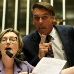 Testemunha de Bolsonaro no STF diz que candidato é defensor de mulheres