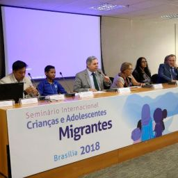 Brasil acolhe mais de 30 mil imigrantes crianças e adolescentes