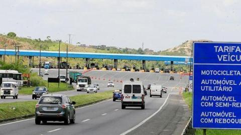 Ministro descarta liberar pedágios em estradas por causa de coronavírus