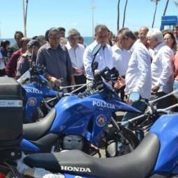23 mil policiais irão reforçar a segurança pública no verão