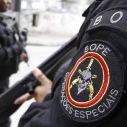 Bope treina 40 policiais no atendimento de ocorrências de roubo a banco