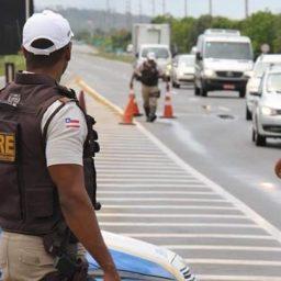 PRE e PRF iniciam nas rodovias baianas a Operação Ano Novo