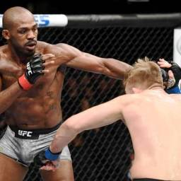 VÍDEO: Assista o nocaute de Jon Jones sobre Alexander Gustafsson no UFC 232