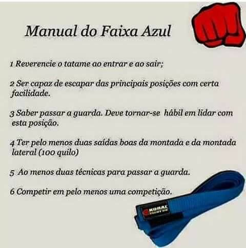 Manual-do-Faixa-Azul-Jiu-Jitsu Manual do Faixa Azul | Jiu Jitsu