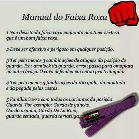 Manual-do-Faixa-Roxa-Jiu-Jitsu Manual do Faixa Roxa | Jiu-Jitsu