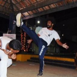 Projeto Sócio Educacional traz boas projeções para Capoeira em Gandu
