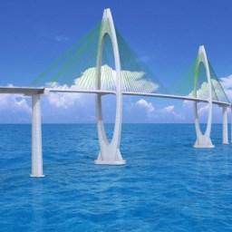 Duas empresas chinesas entram na disputa pela ponte Salvador-Itaparica