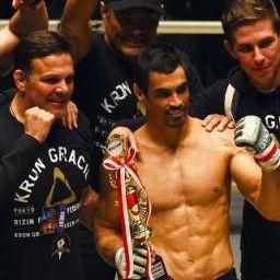 UFC: Em estreia, Kron Gracie pode mostrar que o sucesso corre nas veias da família