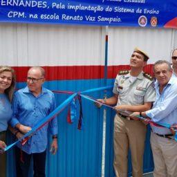 Escola em Maracás inaugura sistema de ensino CPM