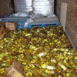 Polícia recupera carga de 18 mil garrafas de óleo de soja em Rio Real