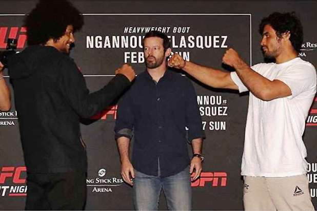 UFC-em-Phoenix-marcar%C3%A1-estreia-de-mais-um-integrante-da-fam%C3%ADlia-Gracie UFC em Phoenix marcará estreia de mais um integrante da família Gracie
