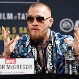 Vitória de José Aldo empolga McGregor e irlandês diz que deseja lutar no Brasil
