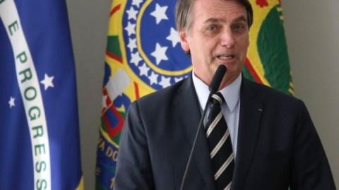 Bolsonaro embarca neste domingo para se reunir com Donald Trump