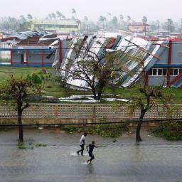 Ciclone Idai em Moçambique atinge 1 milhão de crianças, diz Unicef