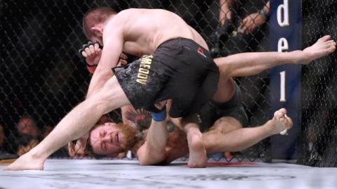 """""""Derrota para Khabib pode atormentar McGregor a vida toda"""", diz Stallone"""