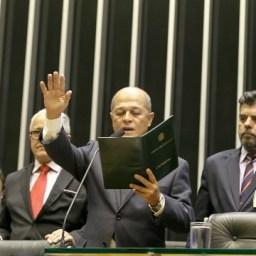 Joseildo assume mandato como deputado federal