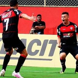 Vitória empata com o Náutico e segue na Copa do Nordeste
