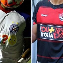 Como Bahia e Vitória têm se virado sem o patrocínio da Caixa?