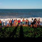 Pastor morre afogado após ser arrastado pelo mar