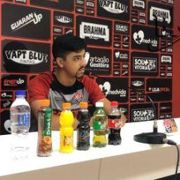 Vitória renova contrato do volante Paulo Vítor até dezembro de 2021