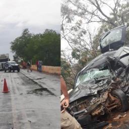 Advogado morre após carro colidir com viatura da Polícia Militar