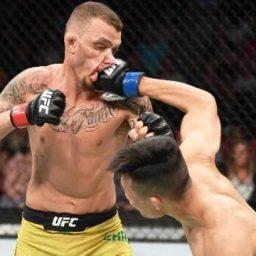 """""""Moicano"""" é nocauteado em 1min, e Brasil sai do UFC Greenville sem vitória"""
