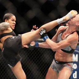 Amanda Nunes aplica belo nocaute em Holly Holm e mantém cinturão no UFC 239