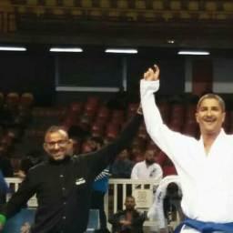 Atleta ganduense, Eduardo Robson, vence mais uma competição internacional de Jiu-Jitsu
