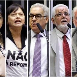 Cinco baianos estão entre os 100 parlamentares com mais influência nas redes