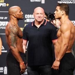 """Dana White exalta Borrachinha x Romero no UFC 241: """"Acho que será a luta da noite"""""""