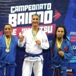 Ganduense vence o campeonato baiano de Jiu-Jitsu