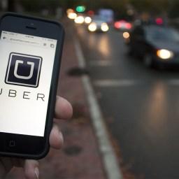 Motoristas da Uber passam a saber destino final antes do início da viagem