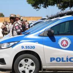 Região Sudoeste recebe 91 viaturas para a Polícia Militar