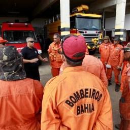 Governo abre concurso para formação de policiais e bombeiros militares