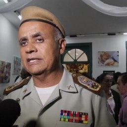 Comandante da PM agradece policiais por terem resistido às 'pressões'
