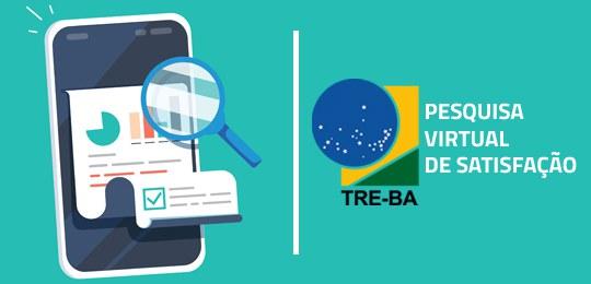 TRE-BA-bate-recorde-em-n%C3%BAmero-de-respostas-%C3%A0-pesquisa-virtual-de-satisfa%C3%A7%C3%A3o TRE-BA bate recorde em número de respostas à pesquisa virtual de satisfação