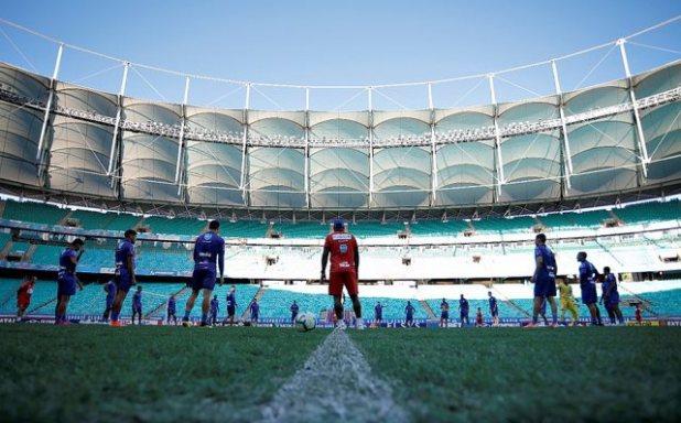 Contra-o-Palmeiras-Bahia-tenta-quebrar-jejum-que-dura-31-anos Contra o Palmeiras, Bahia tenta quebrar jejum que dura 31 anos